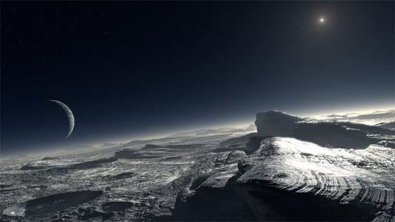 Pluto Atmosphere Larger Than Thought, Study Shows