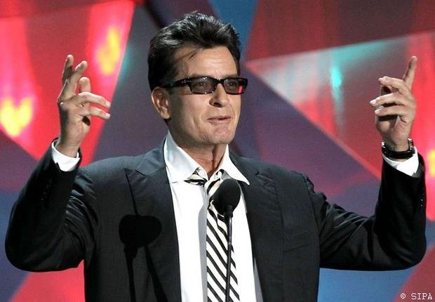 Charlie Sheen abandonne Twitter