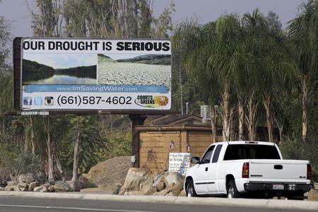Nearly all California voters think water shortage is serious: poll