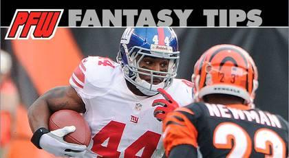 Giants' Bradshaw could fill up stat sheet