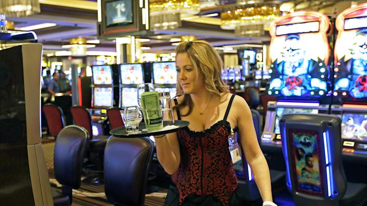 Cincinnati casino gearing up for opening next week