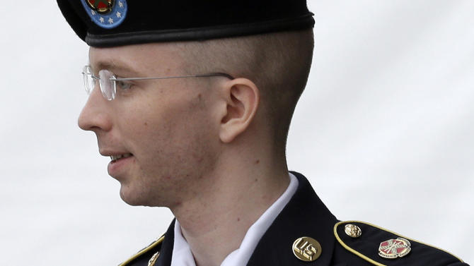 Manning's max possible sentence cut to 90 years