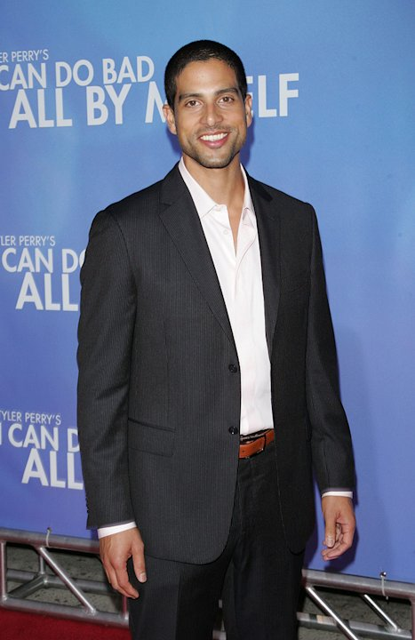 Tyler Perry's I Can Do Bad All By Myself Premiere 2009 Adam Rodriguez