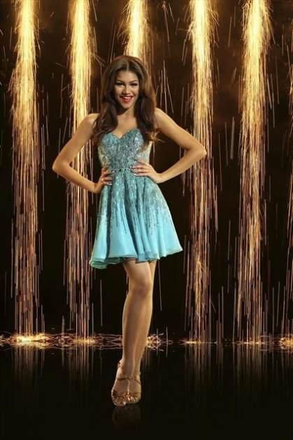 Zendaya, Season 16, 'Dancing with the Stars' -- ABC