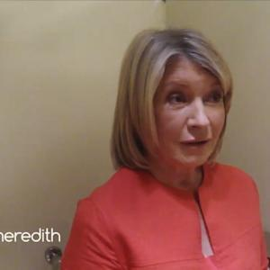Martha Stewart's Bathroom Etiquette
