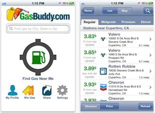 GasBuddy: Find the Cheapest Gas Everywhere