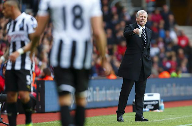 Alan Pardew admits his Newcastle team are struggling