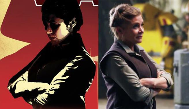 General Leia's Backstory to be Explored in Star Wars: Bloodline