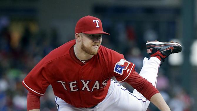 Ross, Scheppers going back to Rangers bullpen