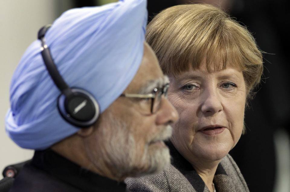 India and Germany see progress in trade deal