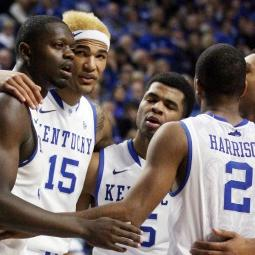 Calipari Compares Cauley-Stein to Who?
