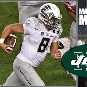 120 NFL Mock Draft: New York Jets Select Marcus Mariota