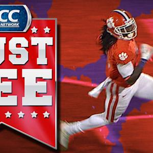 Clemson's Sammy Watkins Blows By Defenders For 44-Yard Touchdown | ACC Must See Moment
