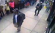 Boston Marathon Bombings: Suspects On CCTV
