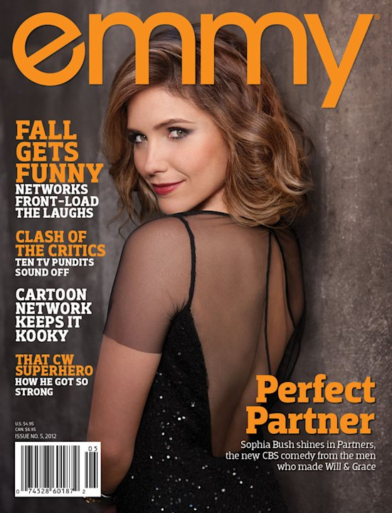 Emmy Magazine: Sophia Bush