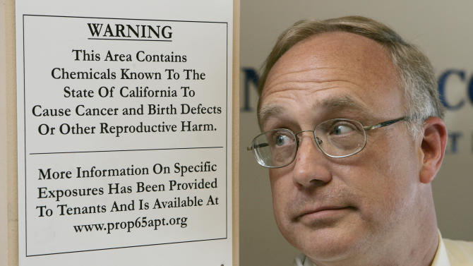Gov. Brown vows to amend chemical disclosure law