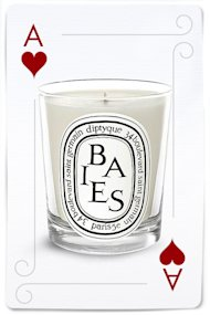 Aphrodisiac: Diptyque Baies Mini Candle