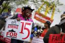 Civil disobedience expected in fast-food pay fight