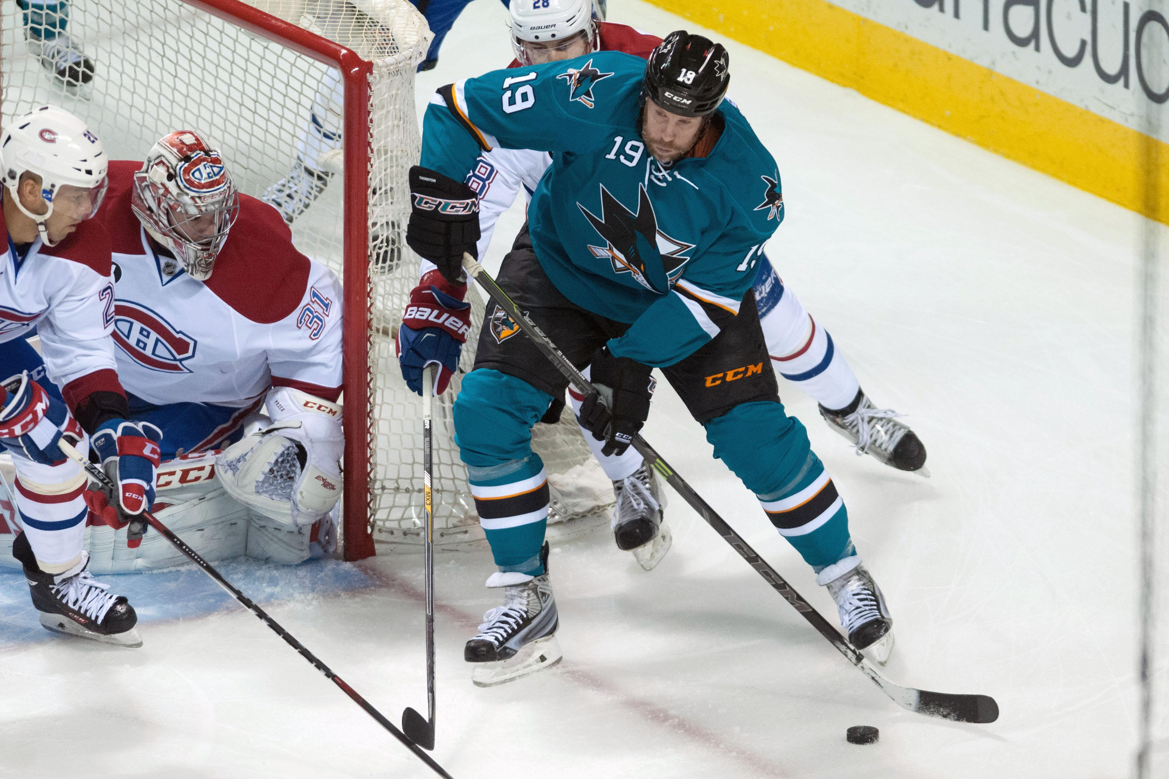 San Jose Sharks push patience at critical juncture