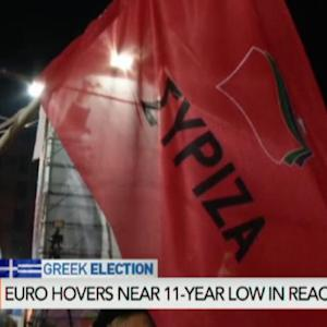 Greece's Syriza Party Wins Election