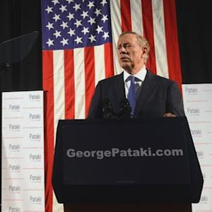 Hunt: Pataki's Not Going to Be the Anti-Hillary Candidate