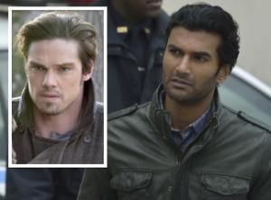 Beauty and the Beast's Sendhil Ramamurthy Teases Big Bombshell and Feral Finale Face-Off