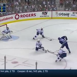 Chris Higgins Goal on Ben Bishop (07:15/1st)