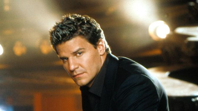 Angel (David Boreanaz) on Buffy/Angel