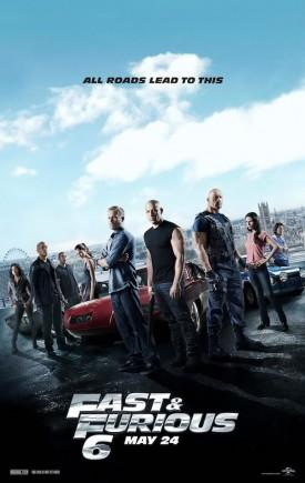 'Fast 6′ Scores Universal's Biggest In China