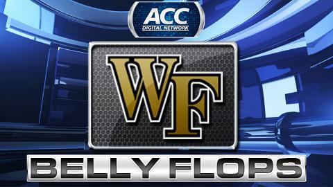 Wake Forest Football Belly Flops