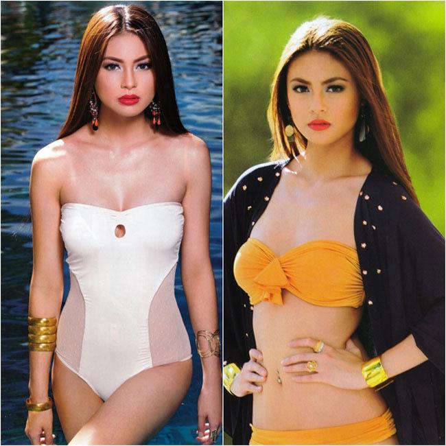 Ngất ngây ngắm 10 cô gái xinh đẹp nhất Philippines