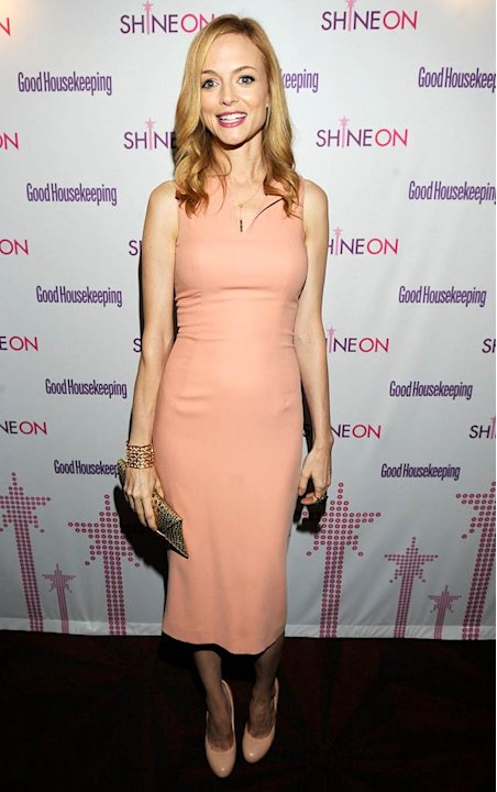 Heather Graham Good Housekeeping