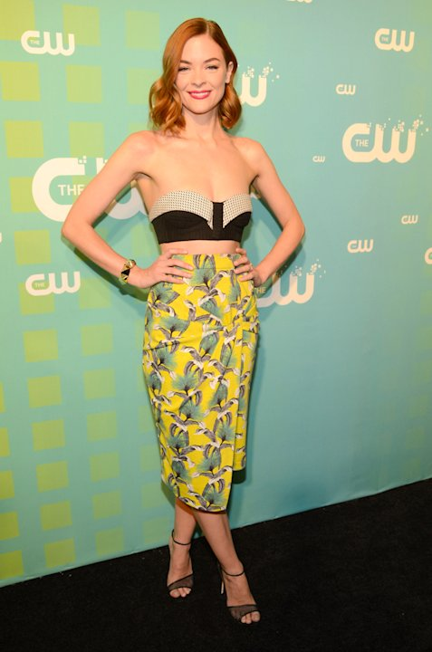 The CW 's 2012 Upfront - Jamie …