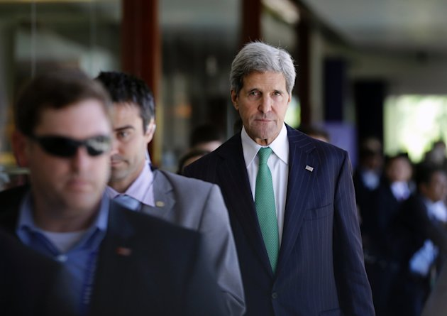 ap john kerry lt 131006 John Kerry: US Surveillance Went Too Far at Times