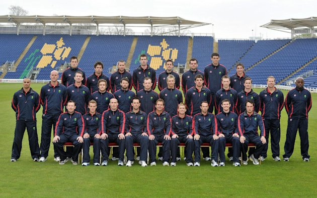 Glamorgan have dropped their Welsh Dragons name for one-day matches