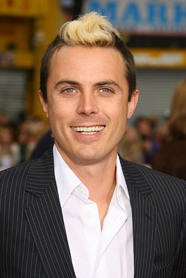 Casey Affleck at the Los Angeles premiere of Warner Bros. Pictures' Ocean's Thirteen