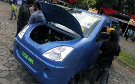Mobil Ini Ingin Ikuti Jejak Esemka