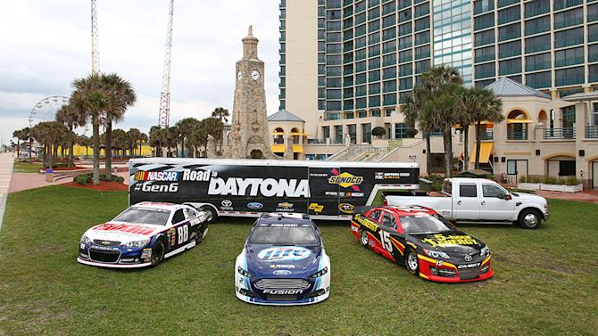 ?Road to Daytona? wraps up at World Center of Racing