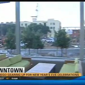 San Diego gearing up for New Years Eve