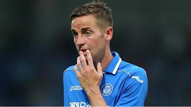 Scottish Football - Injury boost for St Johnstone's MacLean