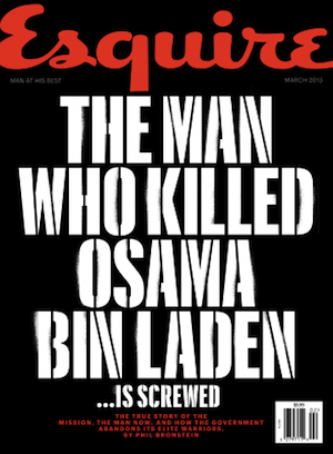Esquire Defends Story on SEAL Who Shot Bin Laden