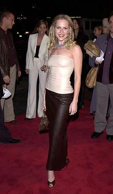 Julie Benz at the Hollywood premiere of Warner Brothers' Valentine