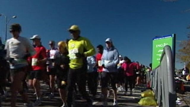 New York City Marathon Canceled Due to Superstorm Sandy