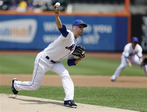 Wheeler bailed out by bullpen, Mets beat Phillies