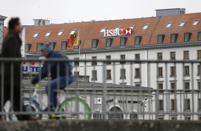 HSBC not the troublemaker made out to be, rival Swiss banker says