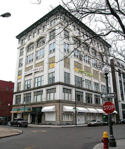 Sold Stuff: Lear Buys Downtown Building for Satellite HQ