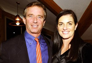 Robert F. Kennedy Jr. and …