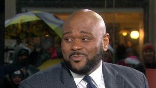 Ruben Studdard Working to Hit Weight Loss Goals