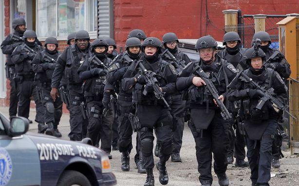 Boston on Lockdown as Residents Are Ordered to 'Shelter In Place' While Cops Sweep Watertown