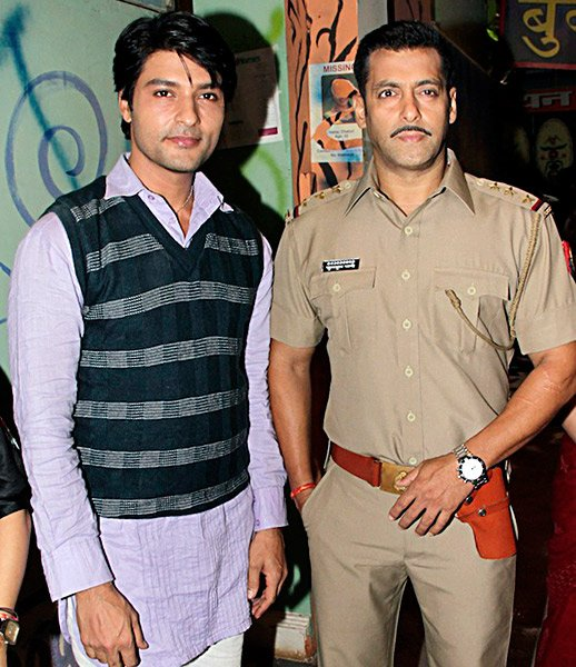 What keeps Mr &amp; Mrs Chulbul Pandey busy